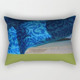 Turks and Caicos 03 (limited edition 30/30) Rectangular Pillow