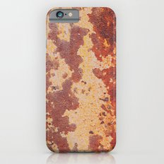 rust iPhone 6s Slim Case