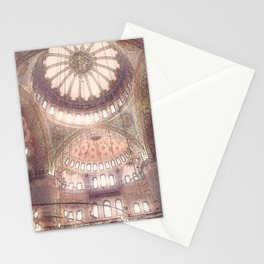 Enchanting Mosque Stationery Cards