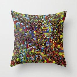 koll Throw Pillow