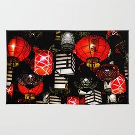 Bundle of Lanterns Rug