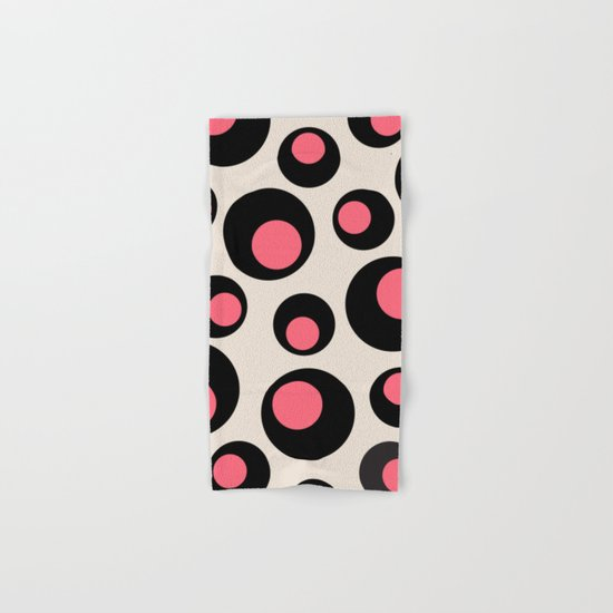 CIRCLES 22 Hand & Bath Towel