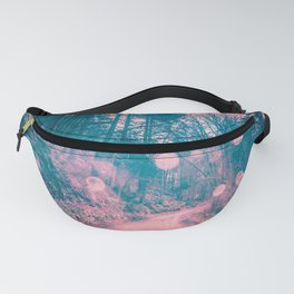 Pink Magical Path Fanny Pack