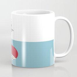 Minimalist. The Hole. Coffee Mug