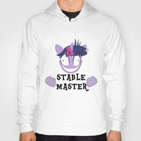 mlp Hoodies featuring MLP: Stable Master by turokevie