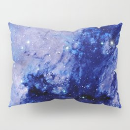 Space Nebula Pillow Sham