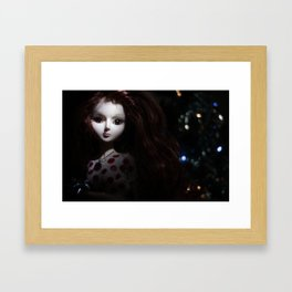 Ill come and get you Framed Art Print
