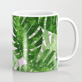 Tropical leaf VI Coffee Mug