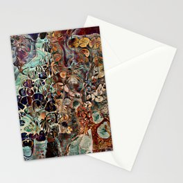Entangled Mind Painting Stationery Cards