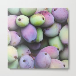 VERY BERRY Metal Print