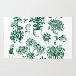 Plant Man (Vir Plantae) Rug