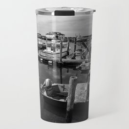 Boats of Menemsha Travel Mug