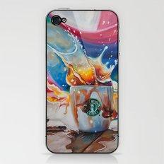 Coffee Splash! iPhone & iPod Skin