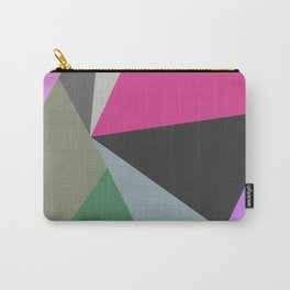 Vibrant Bohemian Geometric Shapes No.3 Carry-All Pouch