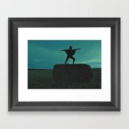Rising Essence Framed Art Print