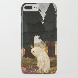 Mushroom King iPhone Case