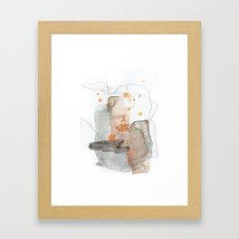 Piece of Cheer 3 Framed Art Print