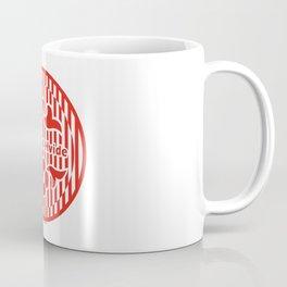 Denmark De Rød-Hvide (The Red-White) ~Group C~ Coffee Mug