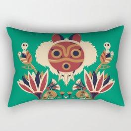 Mono Deco Rectangular Pillow