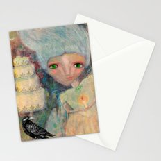 Great Expectations' Miss Havisham  Stationery Cards