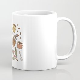Coffee Break Pattern  Coffee Mug