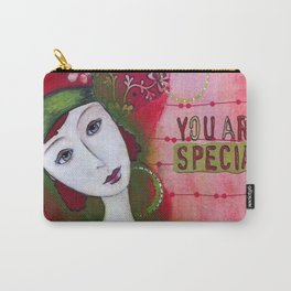You are Special Carry-All Pouch