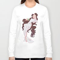 sailor jupiter Long Sleeve T-shirts featuring Sailor Jupiter by Dixie Leota