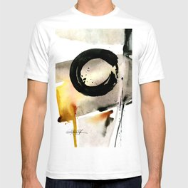 Enso Abstraction No. 105 by Kathy morton Stanion T-shirt