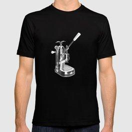 Romantica La Pavoni Professional Lever Espresso Machine T-shirt