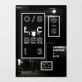UM+BERLIN  Canvas Print