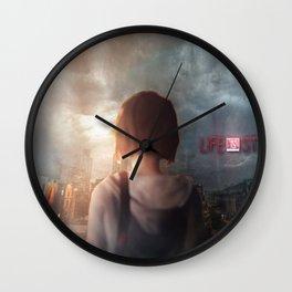 Life Is Strange 16 Wall Clock