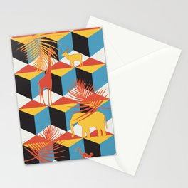 Mammalia Stationery Cards