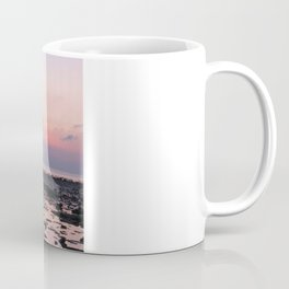 Crabbing at dawn Coffee Mug