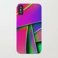 grafitti iPhone & iPod Cases featuring Grafitti by Party Peeps