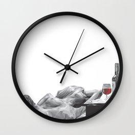 tired Wall Clock