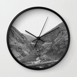 INVERNESS IX Wall Clock