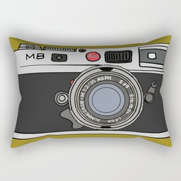 Camera Rectangular Pillow