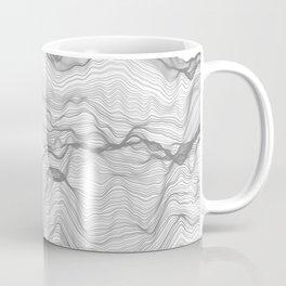 Soft Peaks Coffee Mug