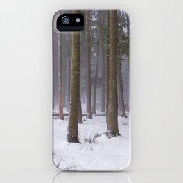 Taiga iPhone Case