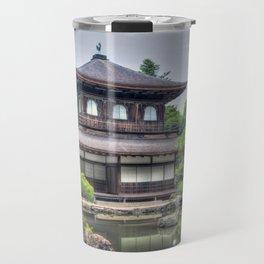 Ginkaku-ji Temple Kyoto Japan Travel Mug
