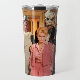 Mask Party Travel Mug