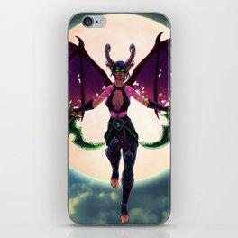 Demon Hunter iPhone Skin