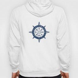 Vegvisir Viking Compass Hoody