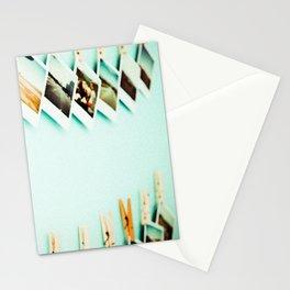 Polaroids Stationery Cards