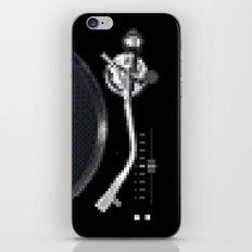 8 Bit Technics SL-1210MK5 iPhone & iPod Skin