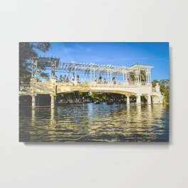 Palermo, Buenos Aires, Argentina Metal Print