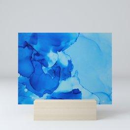 Saphire Mini Art Print