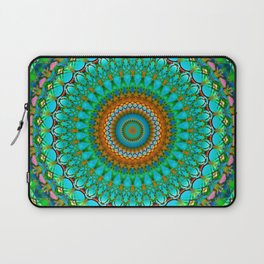 Geometric Mandala G388 Laptop Sleeve