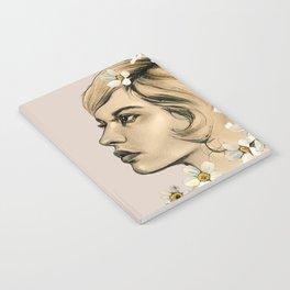 Portrait of her Notebook
