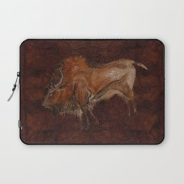 Paleolithic Bison Cave Painting Laptop Sleeve